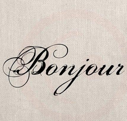 Help Settling In Bonjour 4