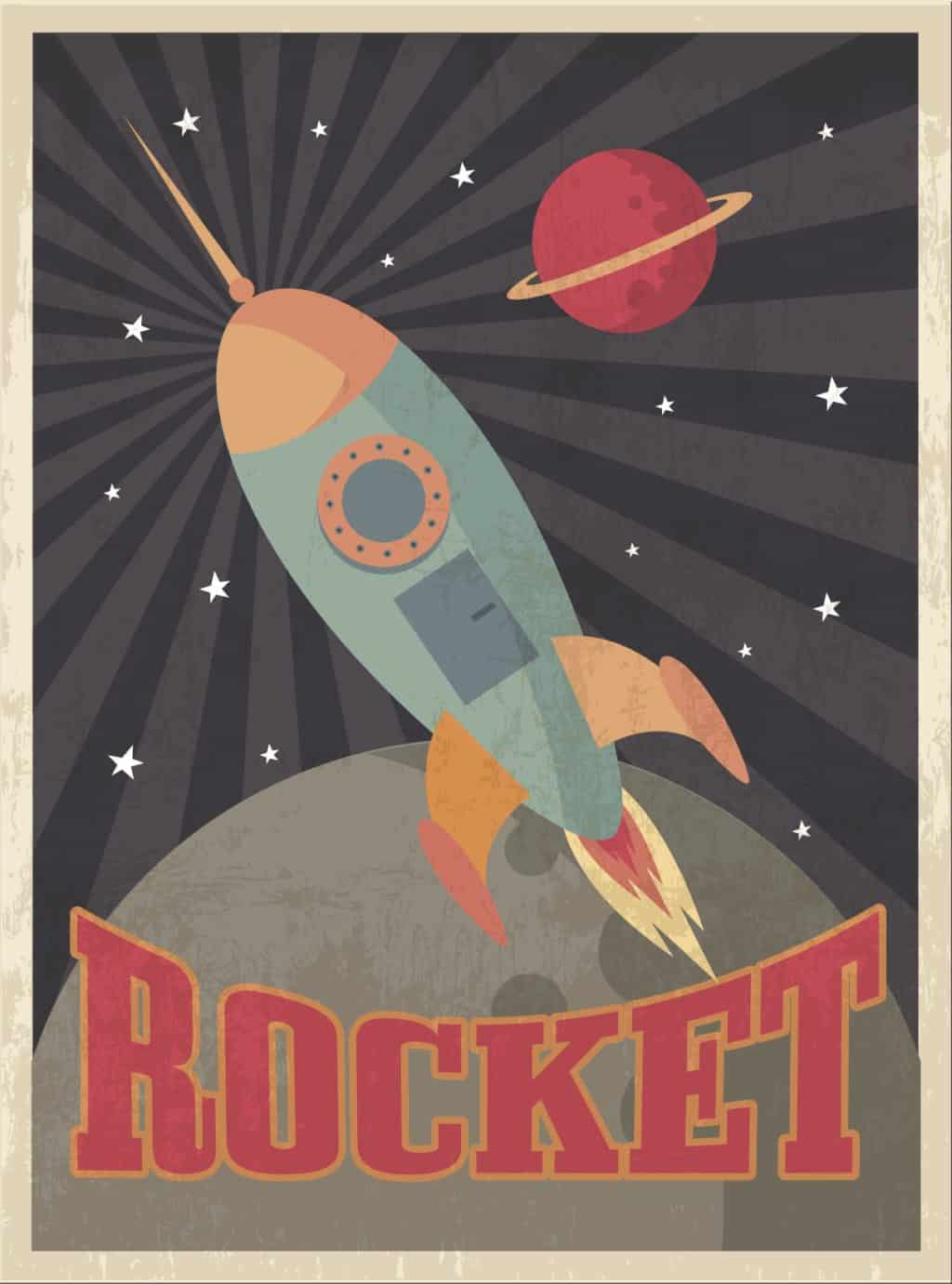 Invite your Friends - Rocket
