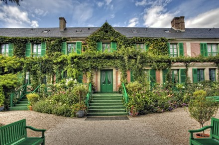 Day out to Giverny - Weekend - House