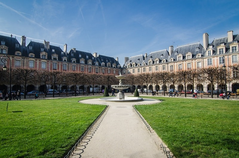marais guided tour