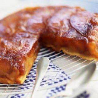 Tarte Tatin - French cuisine