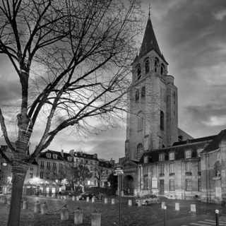 Saint Germain Church - Discover Paris