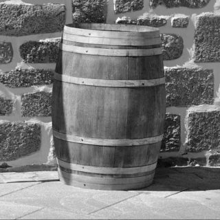 Vendanges - Barrel