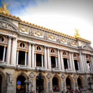 Opéra Garnier Paris Colour