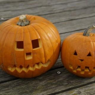 Halloween Party 2 Halloween in FrancePumpkins