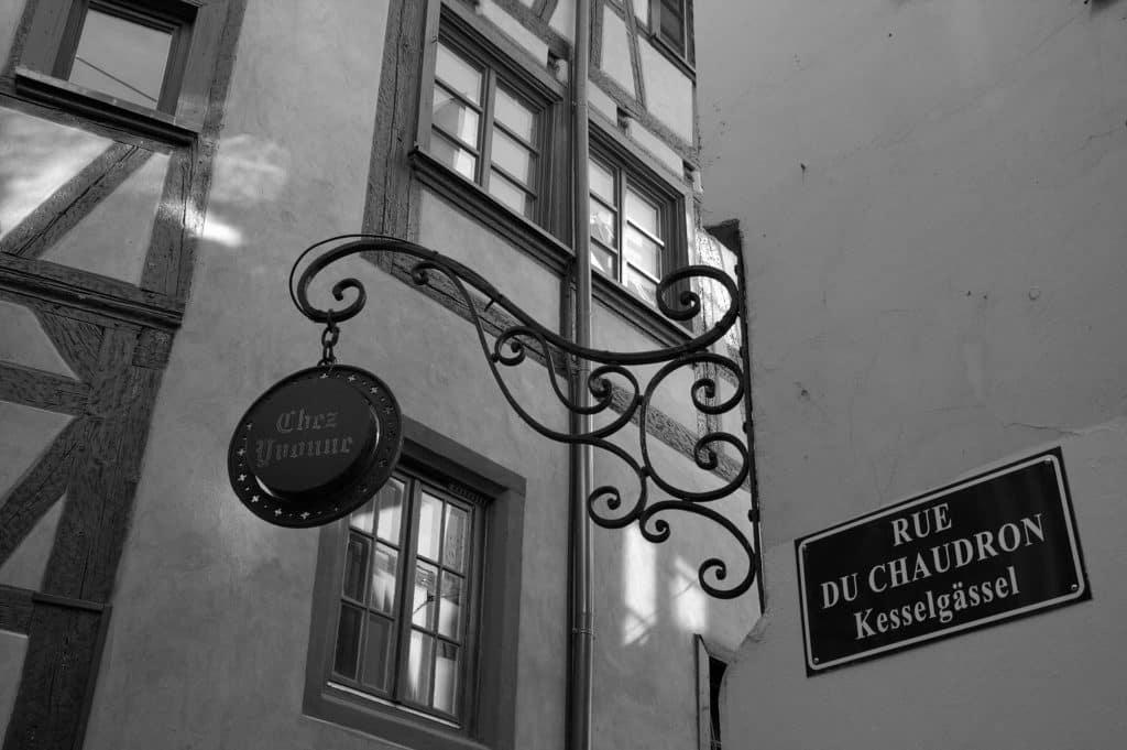 Jobs in Strasbourg - Rue du Chaudron