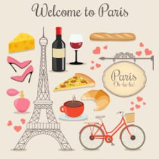 Starting a life in France - Welcome to paris Elements