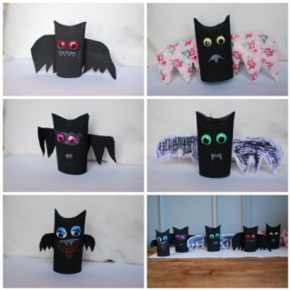 Facebook photo competition Bats Puzzle