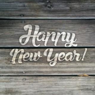 Bonne année - Happy New Year