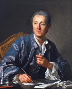 Expression Esprit d'Escalier - Denis Diderot