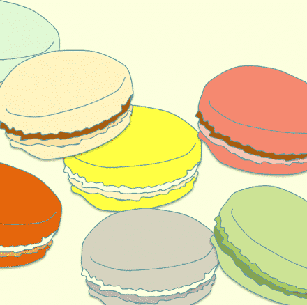 French cuisine - Jobs in France - Macaroons