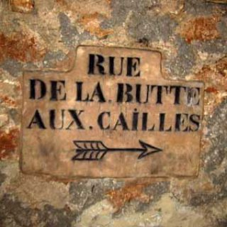 Nighttime Tour in Paris - Rue de la Butte aux Cailles