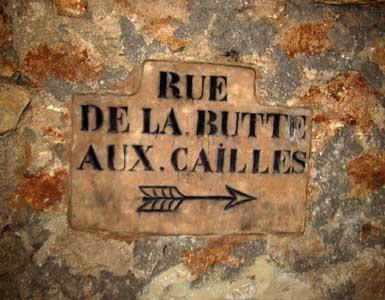 Nighttime Tour in Paris - Rue de la Butte aux Cailles