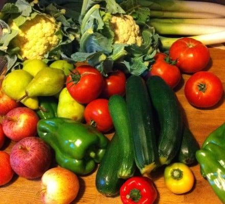 Tian de Courgettes Recipe - Vegetables