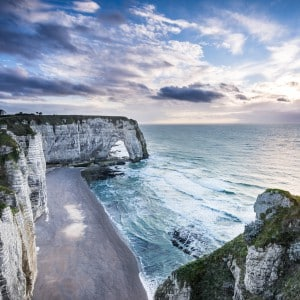 Trip to Normandy - Etretat