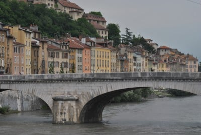 Jobs in Grenoble - Bridge
