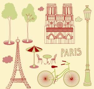 Work in Paris