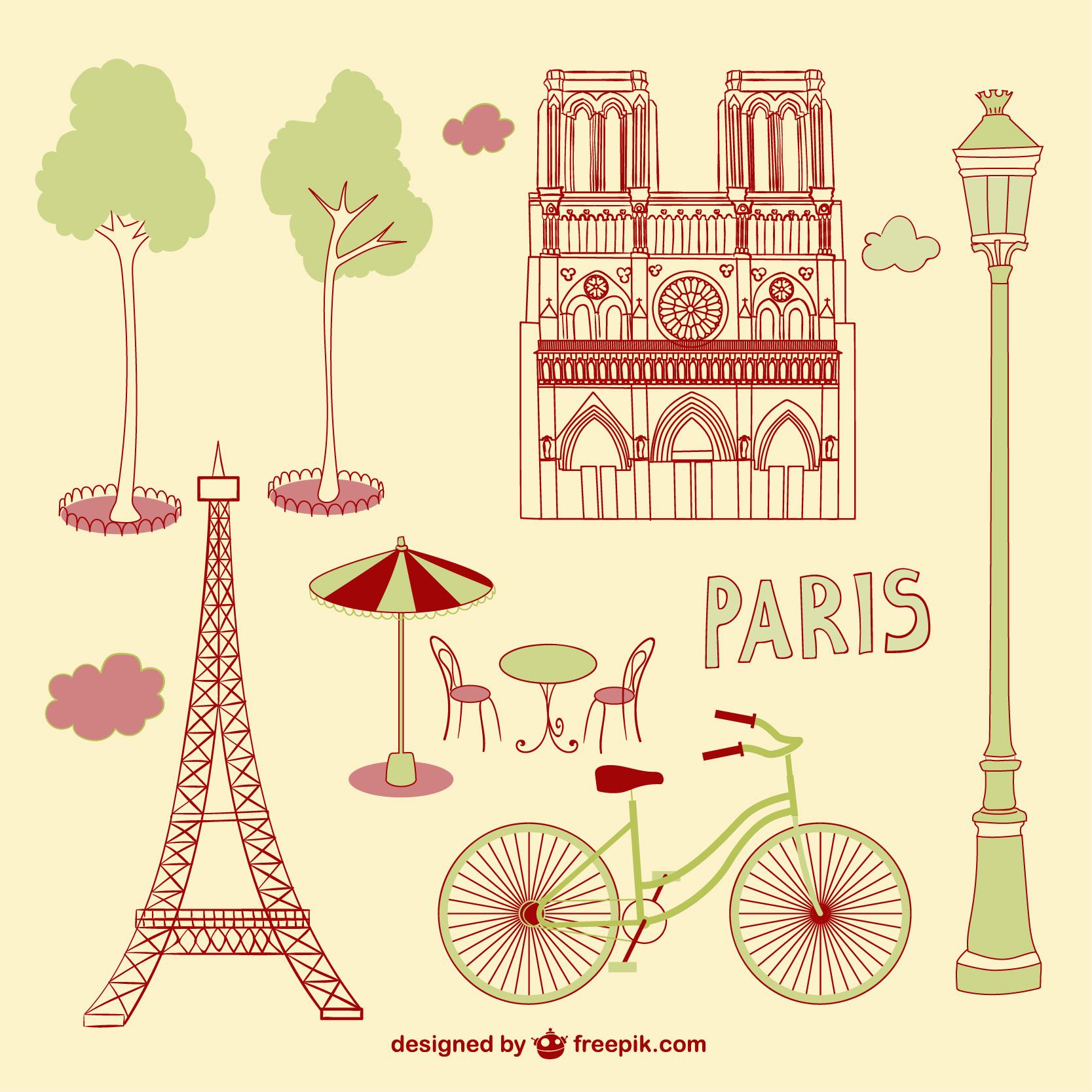 work in paris elements