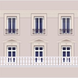 Where to live in Paris - Parisian Facade