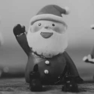 french christmas song santa small