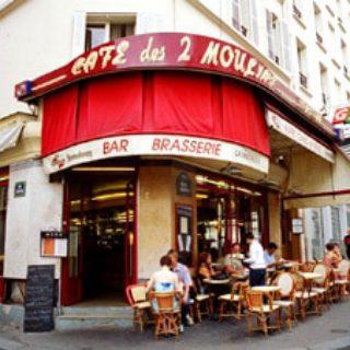 Cafe des 2 Moulins Amelie