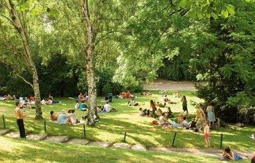 parks buttes chaumont