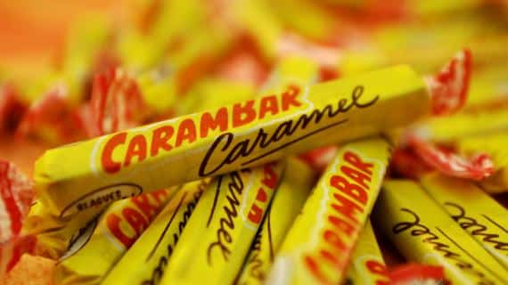 the carambar bars at the origin of the joke