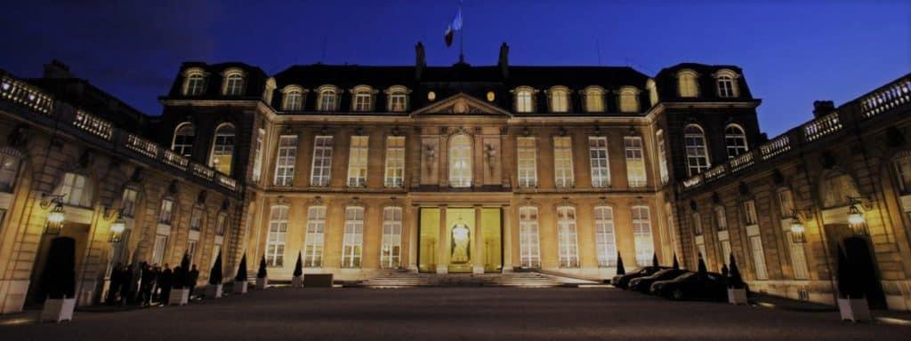 election élysée palace