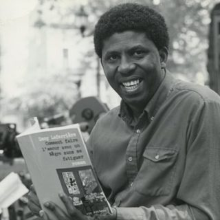 Photo of the author Dany Lafferiere
