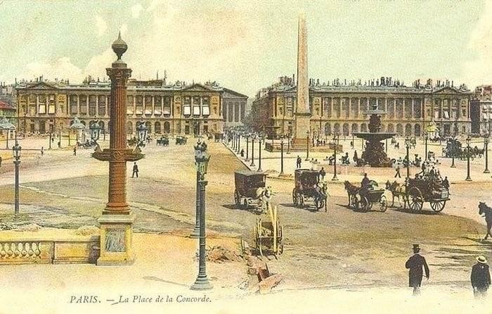 Place de la Concorde - Babylangues