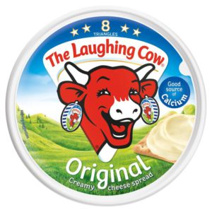 the laughing cow packaging