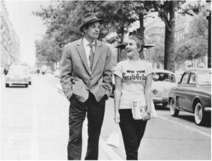 Jean-Luc Godard's 'A bout de souffle'
