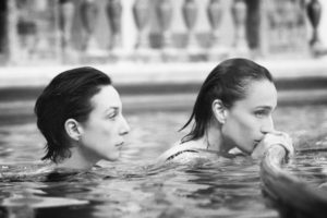 a still of the sisters from 'Il y a longtemps que je t'aime'