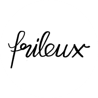 the word 'frileux'