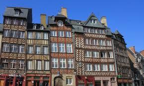 a street in Rennes
