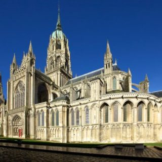 bayeux notre dame cathedral