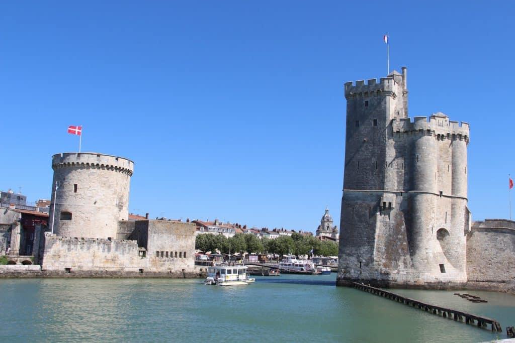Live in La Rochelle