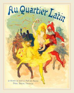 FREE GUIDED TOUR – LATIN QUARTER