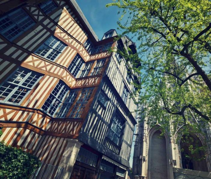 Live in Rouen