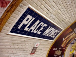 Metro-Expo-Resto – Place Monge