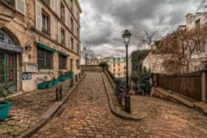 FREE GUIDED TOUR – MONTMARTRE
