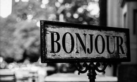 Say Hello/Bonjour to France and learn French with our English Speaking Jobs in France