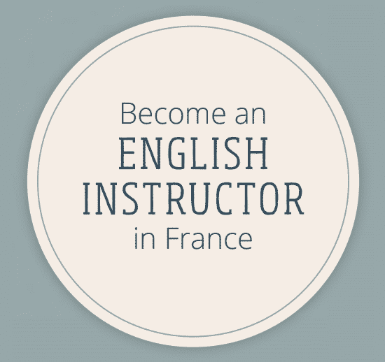 Become an English Instructor in France