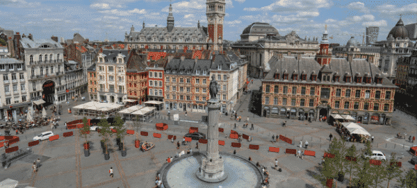 Find an English-speaking job in Lille