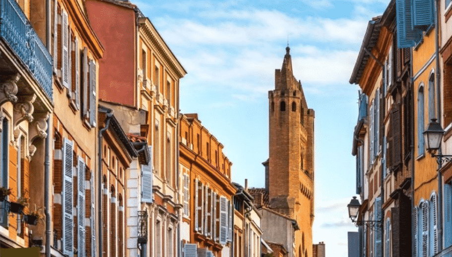 Teach English in Toulouse, France