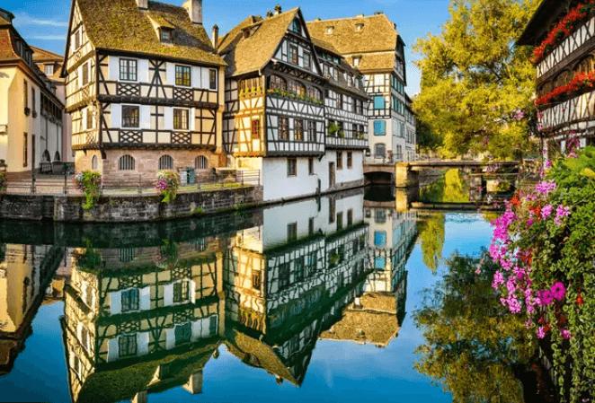 Teach English in Strasbourg